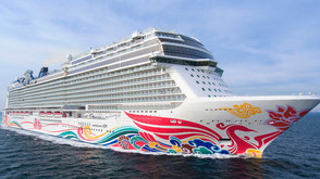 ETC embarks on a voyage with Norwegian Cruise Line
