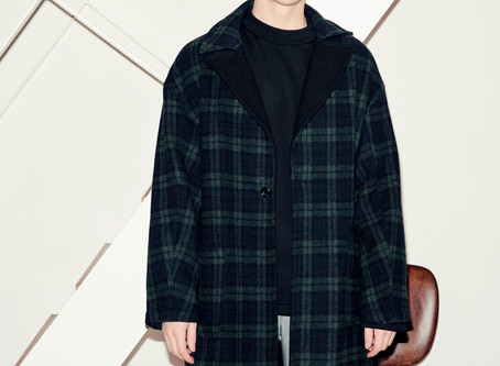 scalar 2020AW collection Look