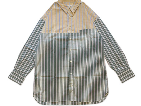 broad stripe shirts