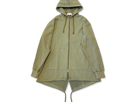 sweat mods coat