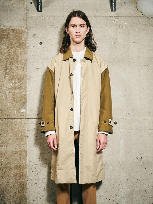 【先行予約】nylon taffeta coat