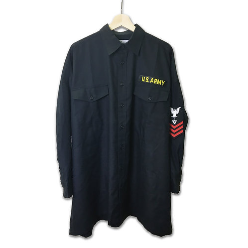 military wide shirts