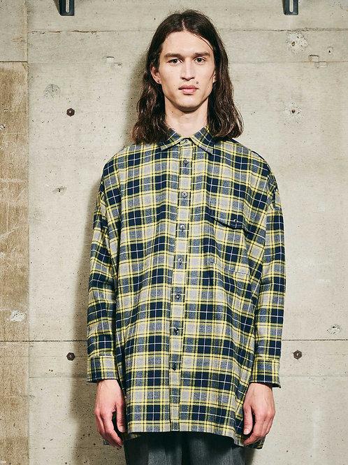 【先行予約】flannel wide sh