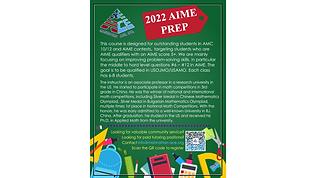2021 AIME Prep
