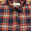 Thumbnail: flannel wide check shirt