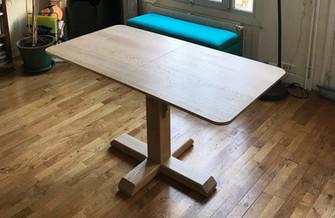 TABLE A RALLONGE CL