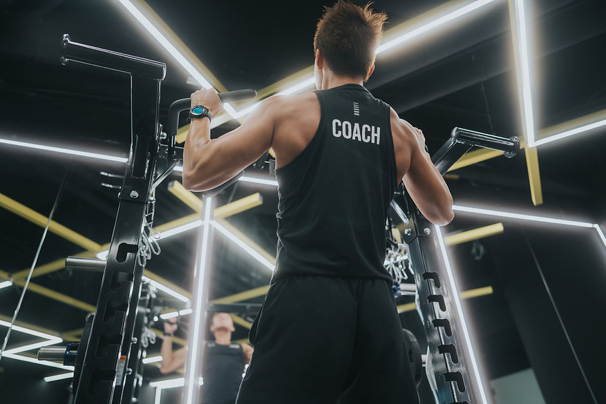 personal trainer / Revive Strength and Conditioning / Personal Training