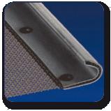 Standardfalz 25 mm / 35 Grad