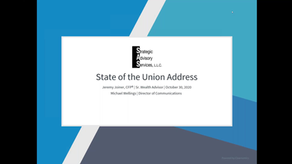 Q3 State of the Union Address