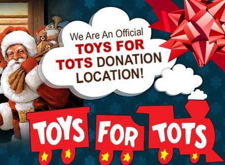 Toys for Tots Community Outreach