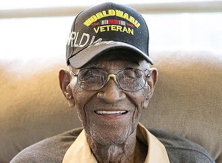 May 11 Week in Review: Richard Overton and Rising Oil Prices
