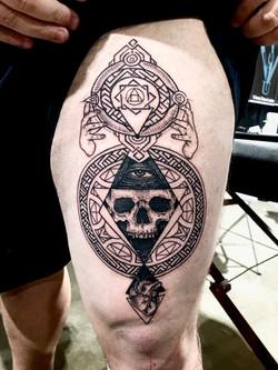 LA tattoo convention