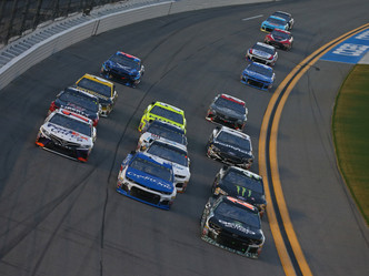 RACE IN REVIEW: Ty Dillon at Daytona