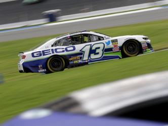 RACE IN REVIEW: Ty Dillon at the Charlotte Motor Speedway Roval