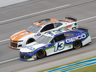 RACE REPORT: Talladega Superspeedway