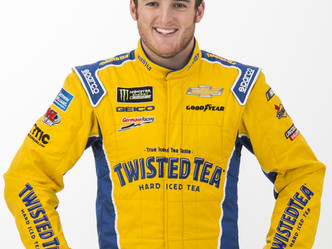 RACE IN REVIEW: Ty Dillon at Auto Club Speedway