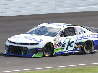 RACE REVIEW: Dillon at Indianapolis Motor Speedway