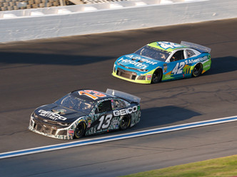 RACE IN REVIEW: Ty Dillon at Charlotte Motor Speedway