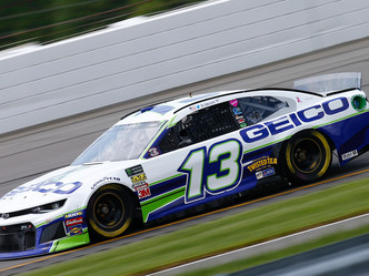 RACE IN REVIEW: Ty Dillon at Pocono Raceway