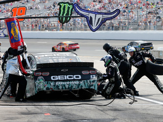 RACE IN REVIEW: Ty Dillon at New Hampshire Motor Speedway