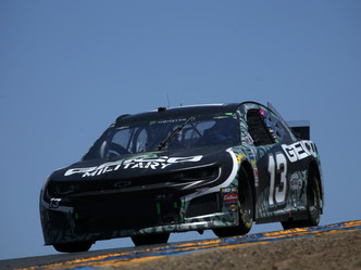 RACE IN REVIEW: Ty Dillon at Sonoma Raceway
