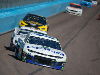 RACE IN REVIEW: Ty Dillon at ISM Raceway