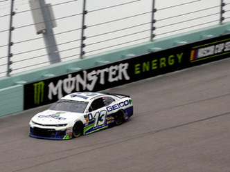 RACE IN REVIEW: Ty Dillon at Homestead Miami Speedway
