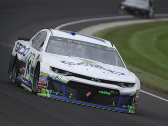 RACE IN REVIEW: Ty Dillon at Indianapolis Motor Speedway