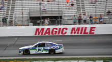 RACE REPORT: New Hampshire Motor Speedway