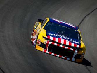 RACE IN REVIEW: Ty Dillon at Michigan International Speedway