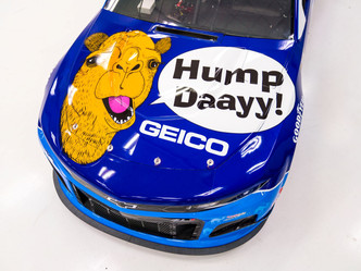Germain Racing and GEICO to Debut Hump Day Paint Scheme at Darlington Raceway