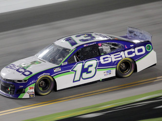 RACE REPORT: Daytona International Speedway