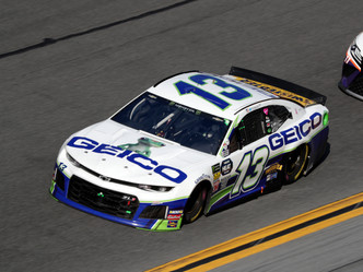 RACE IN REVIEW: Ty Dillon at Kansas Speedway