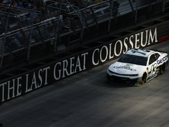 RACE IN REVIEW: Ty Dillon at Bristol Motor Speedway