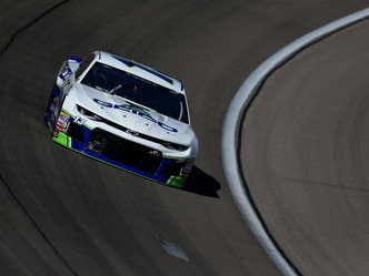 RACE IN REVIEW: Ty Dillon at Las Vegas Motor Speedway