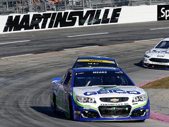 MARTINSVILLE RACE REPORT