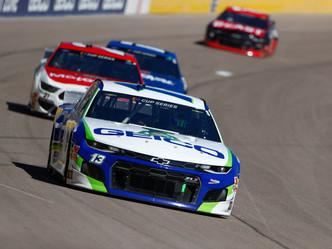 RACE REPORT: Las Vegas Motor Speedway