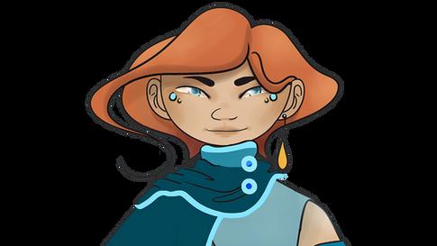 Kio: Character Portrait