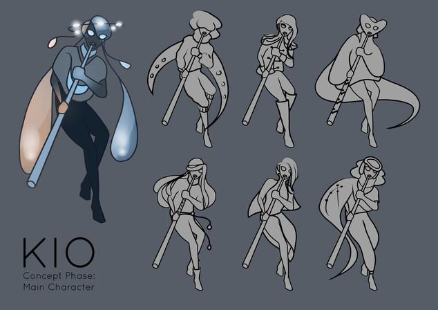 Kio: Concepts