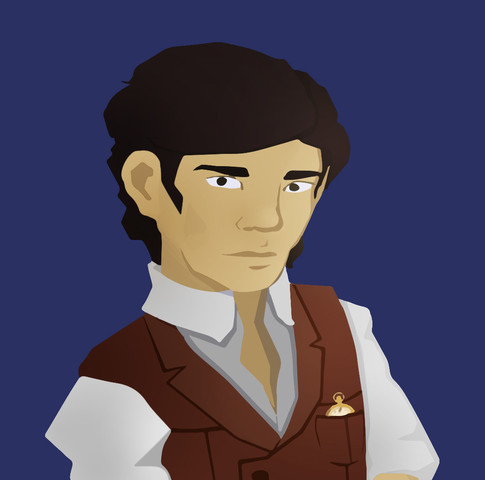 Turmoil - Character Portrait - Kai