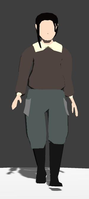 Lake - Main Character - Work In Progress