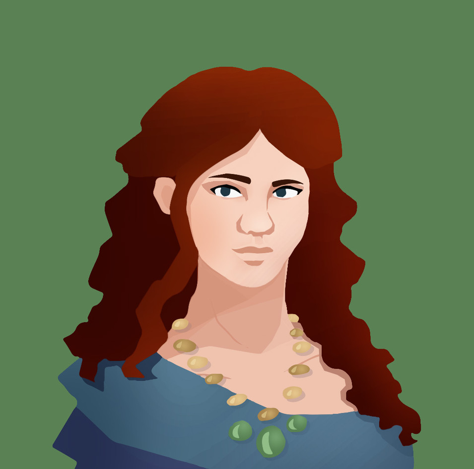 Turmoil - Character Portrait - Maeve