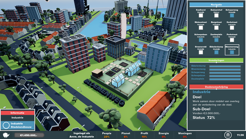 Gamework - Screenshot