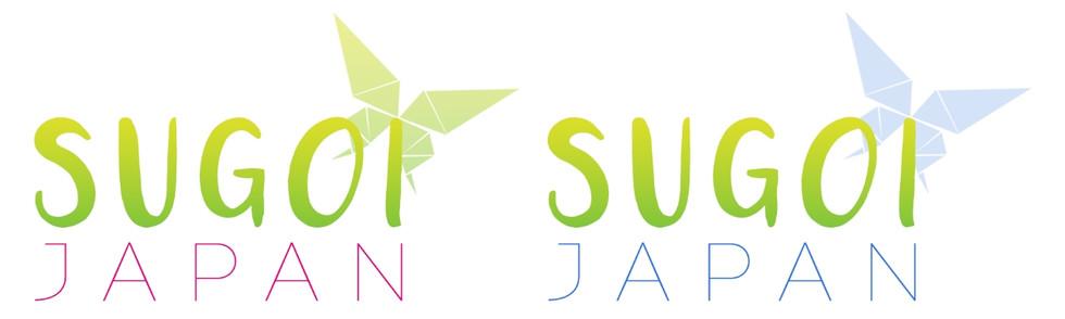 SUGOI JAPAN - Logo Ideas 2