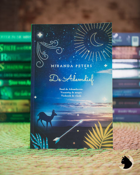 BOOK BY: Miranda Peters