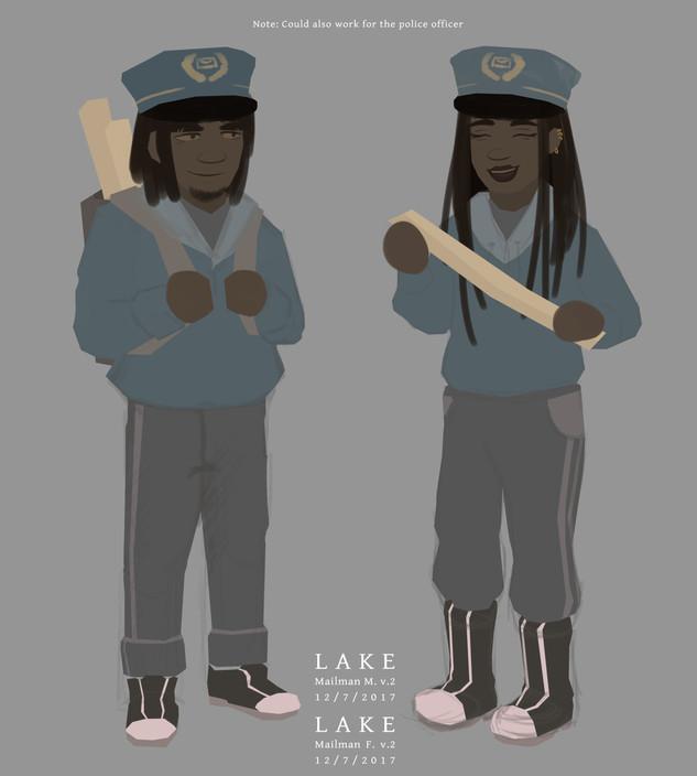 Internship - Lake - Mailman - Concept 3