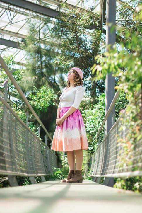 Model: Tess Gaastra