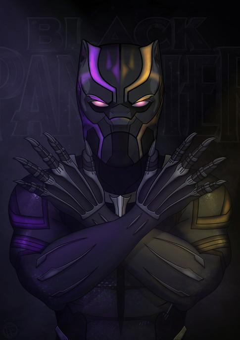 Fan Art: Black Panther