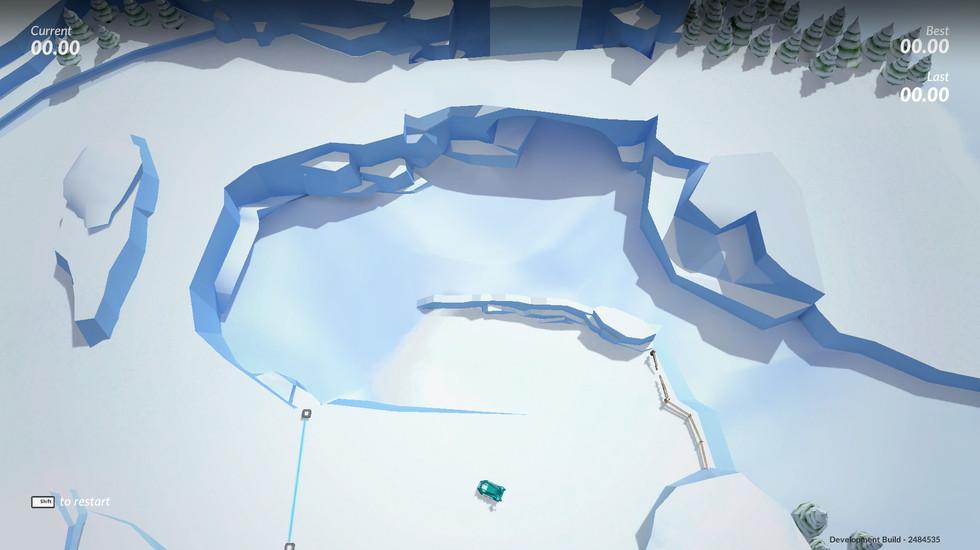 TRL - Glacier