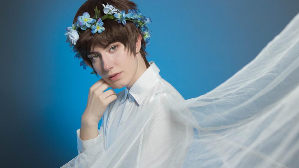 Model: Iris Bakker